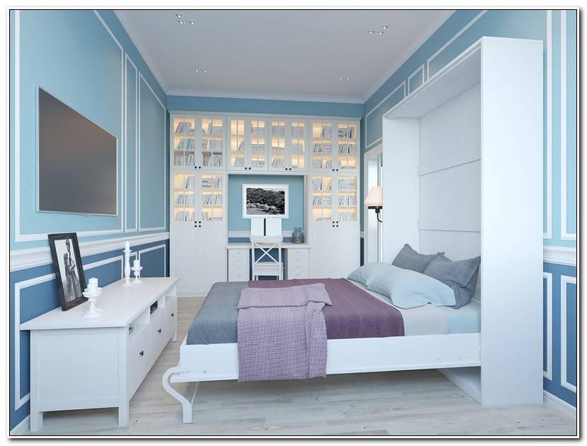 Room Klappbett Schrank