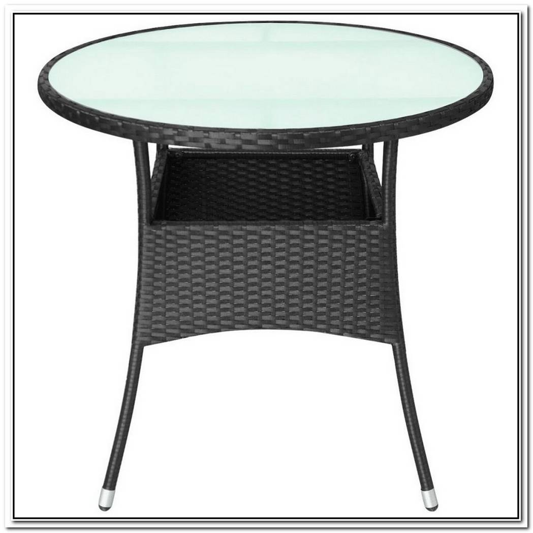 Round Toy Polyethylene Coffee Table