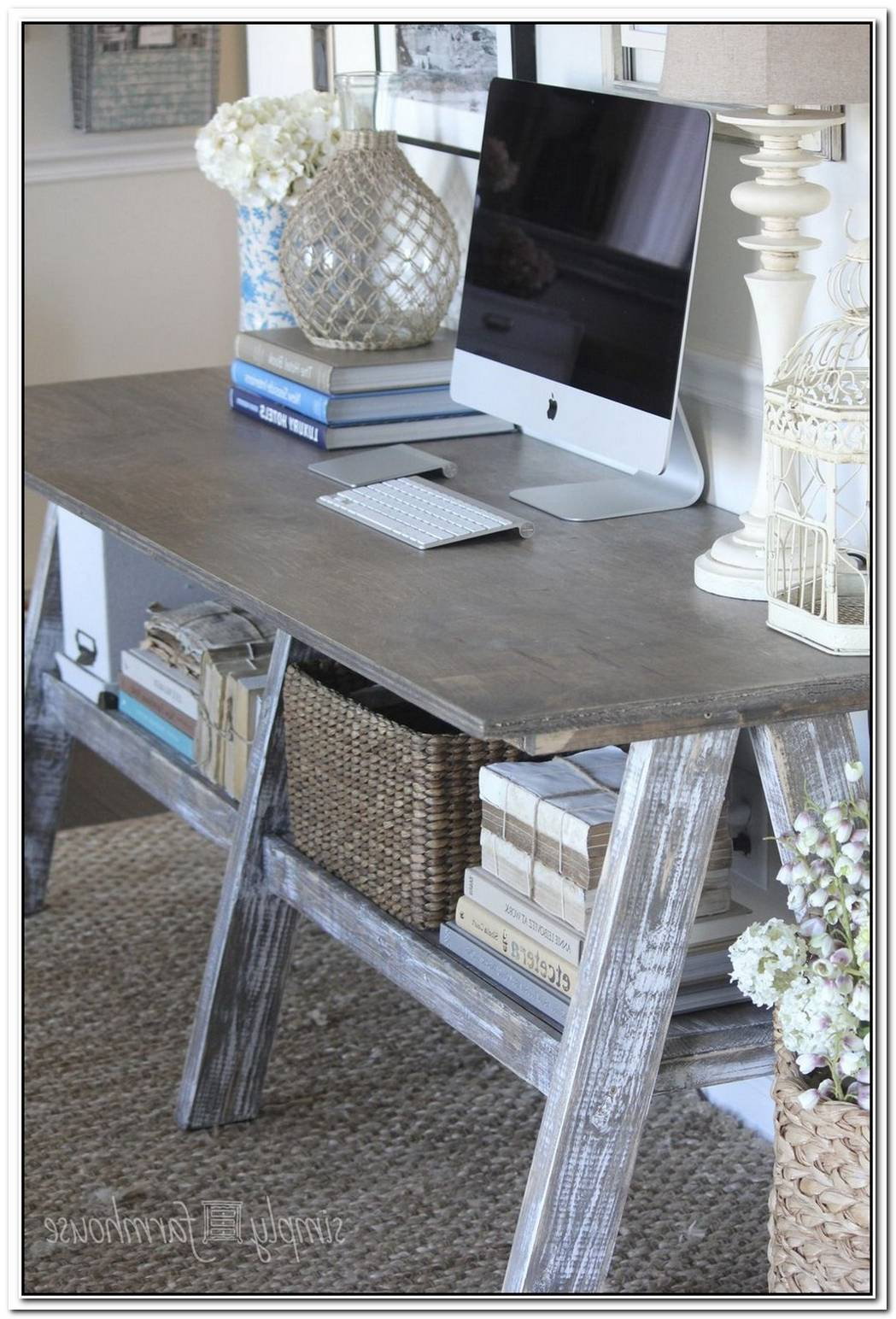 Rustic Desk For Your Office