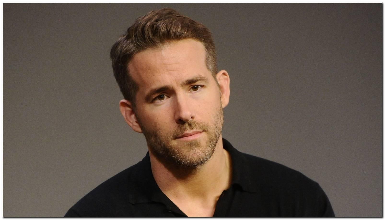 Ryan Reynolds Frisur