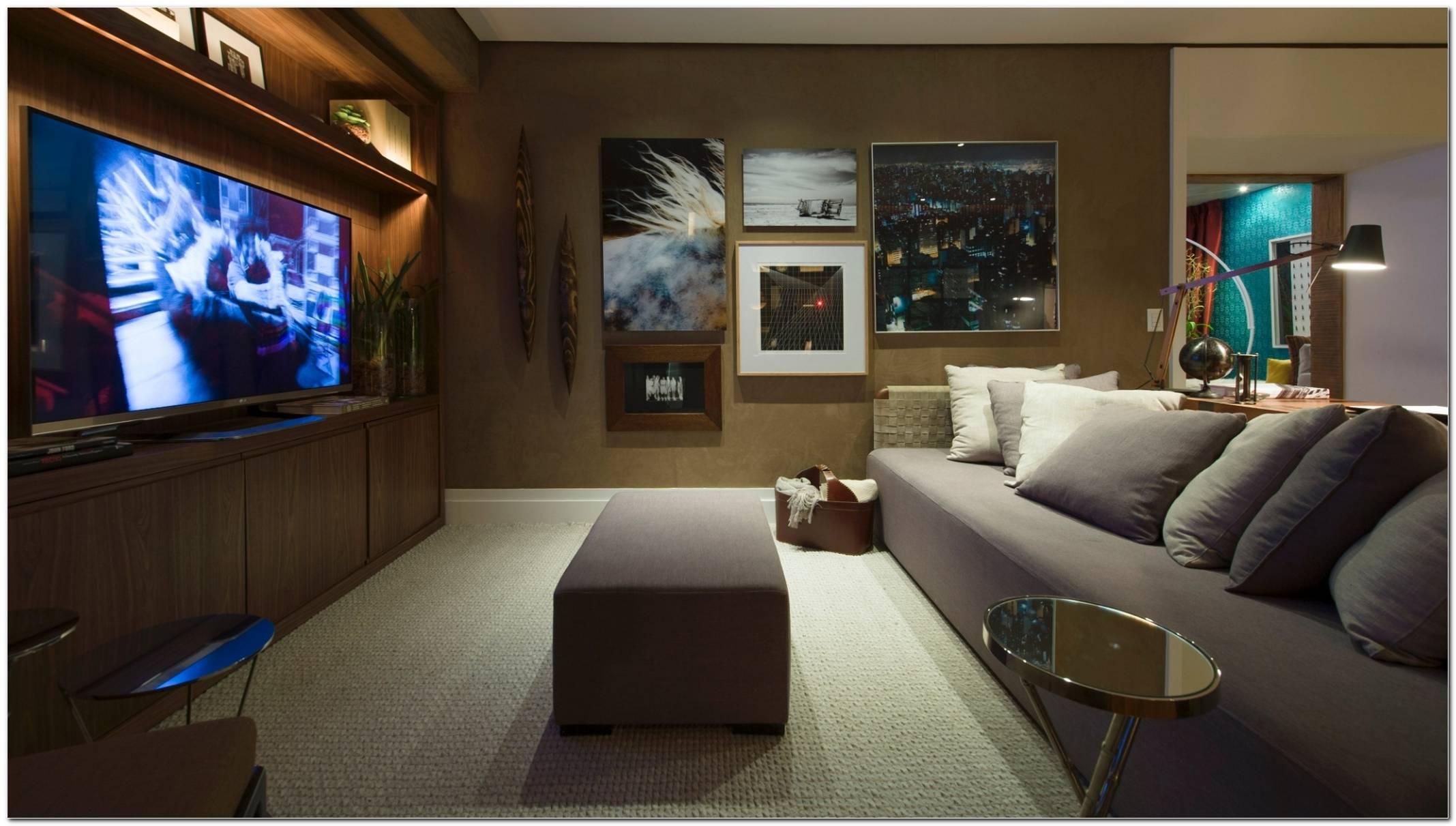 Sala De Estar Deve Ter Tv