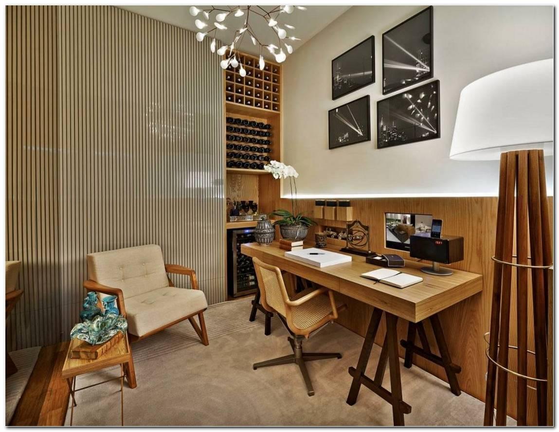 Sala De Estar Home Office