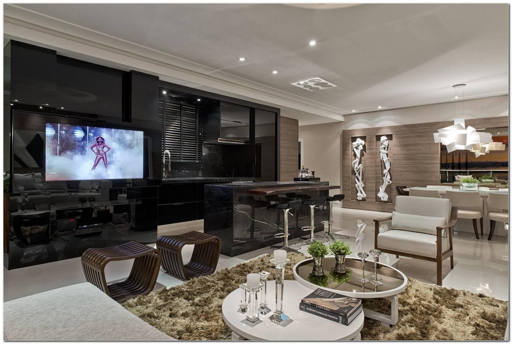 Sala De Estar Luxo