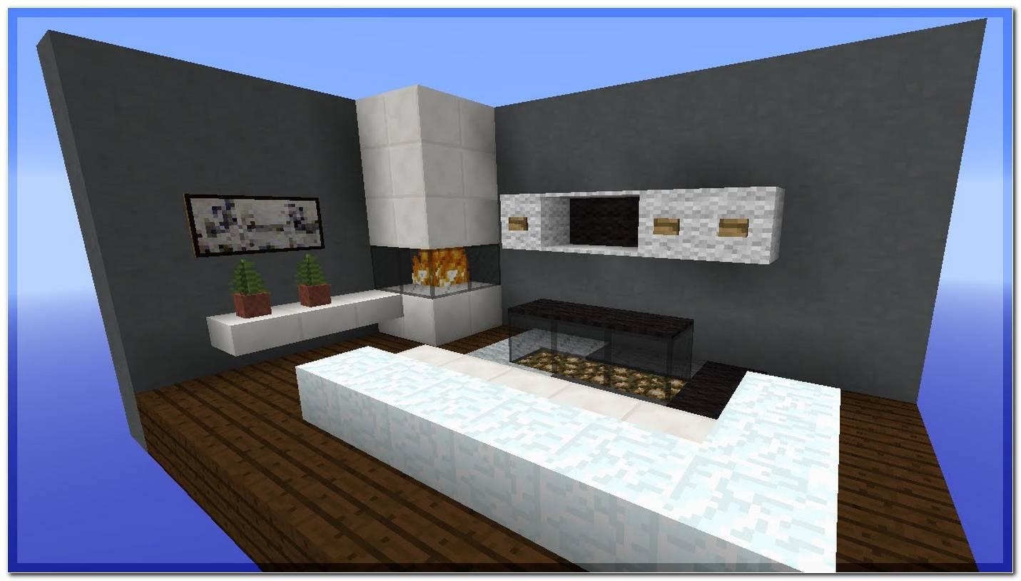 Sala De Estar Minecraft