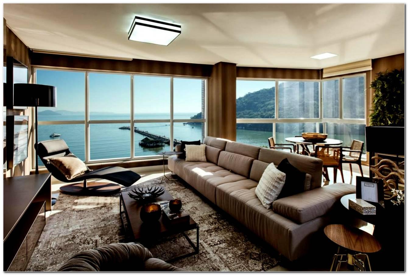 Sala De Estar Para Apartamento Grande