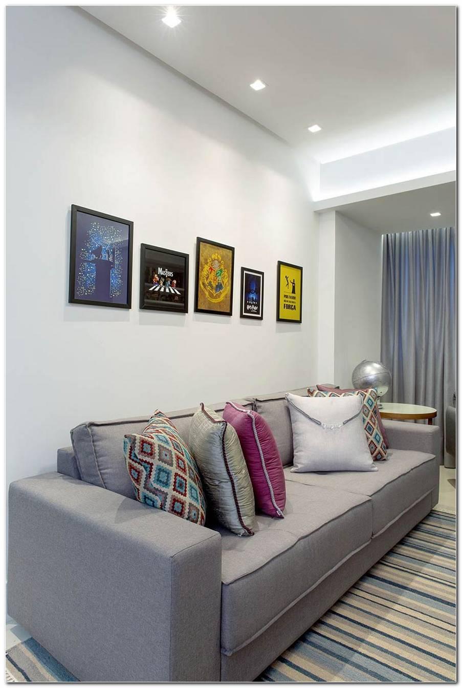 Sala De Estar Simples E Bonito