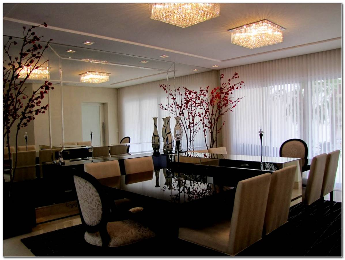 Sala De Jantar Bonita E Barata