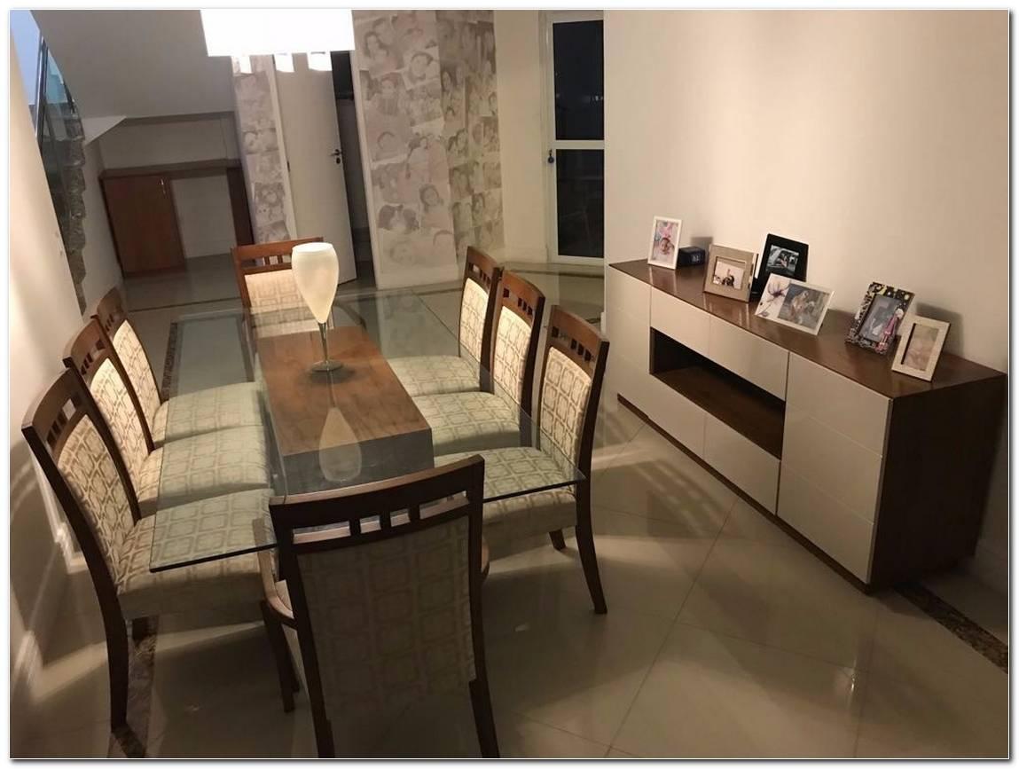 Sala De Jantar Completa De Luxo