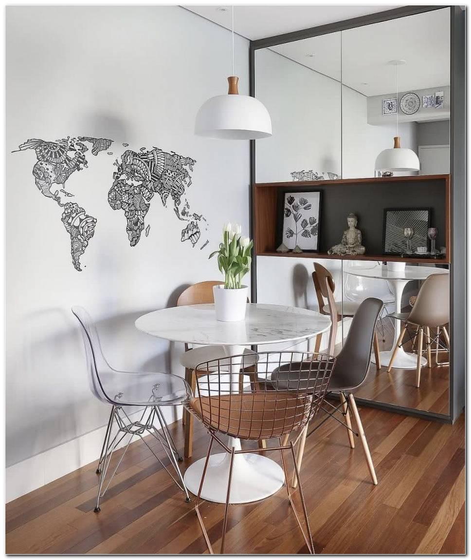 Sala De Jantar Para Sala Pequena