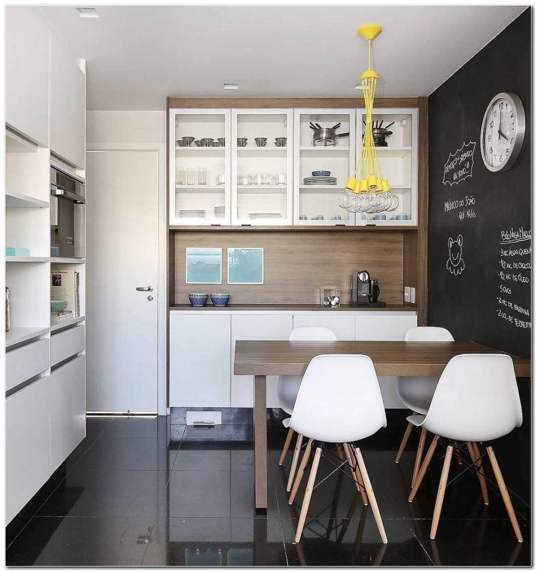 Sala De Jantar Pequena Integrada