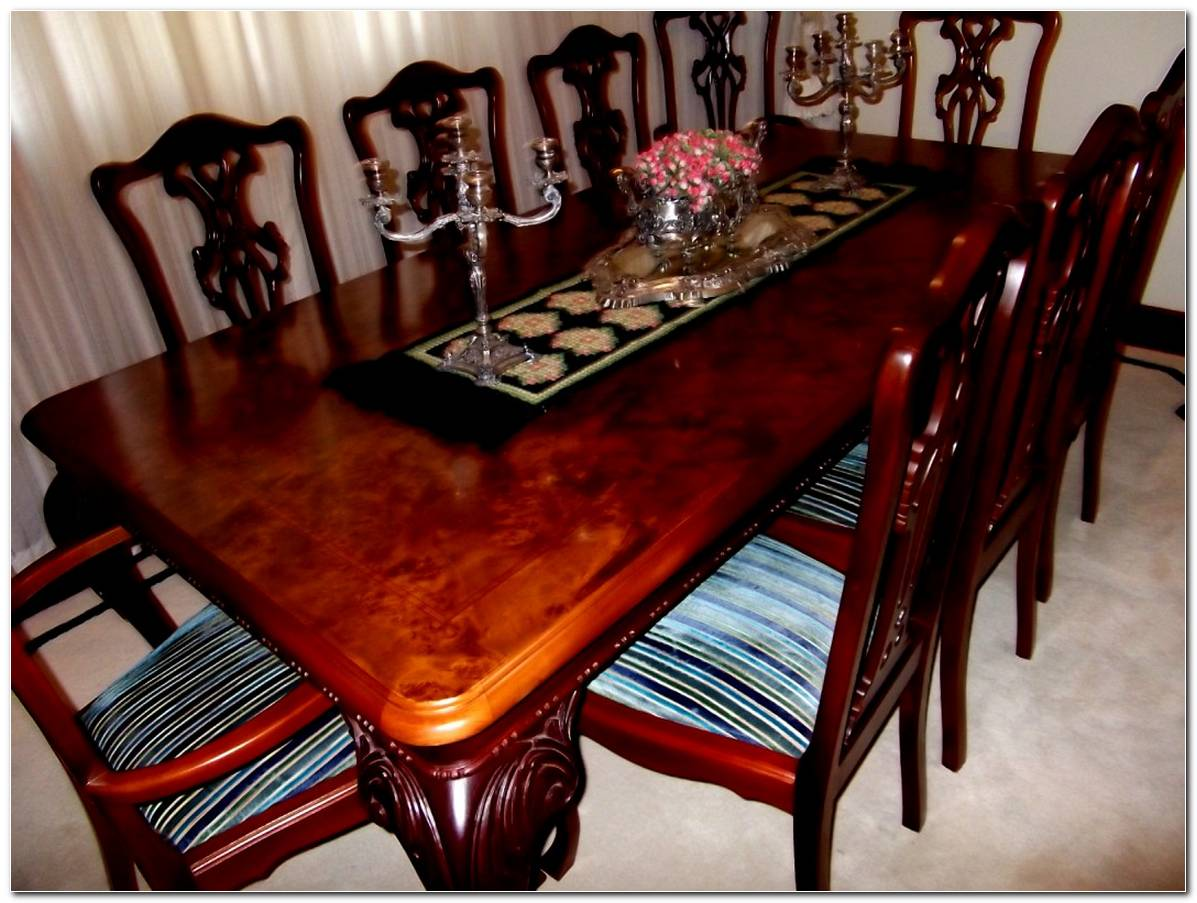 Sala De Jantar Usada Em Fortaleza