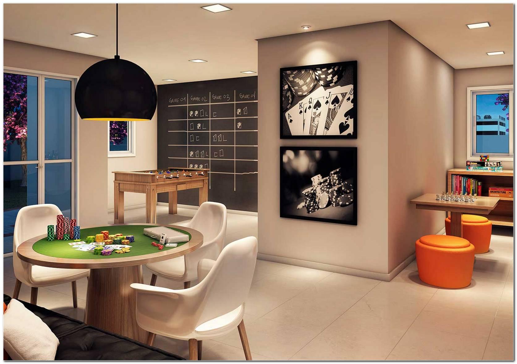 Sala De Jogos 60 Ideias De Decoração Fotos E Projetos