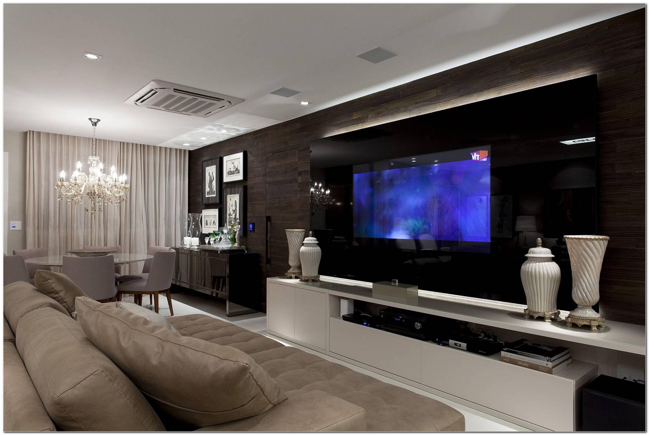 Sala De Star Com Tv