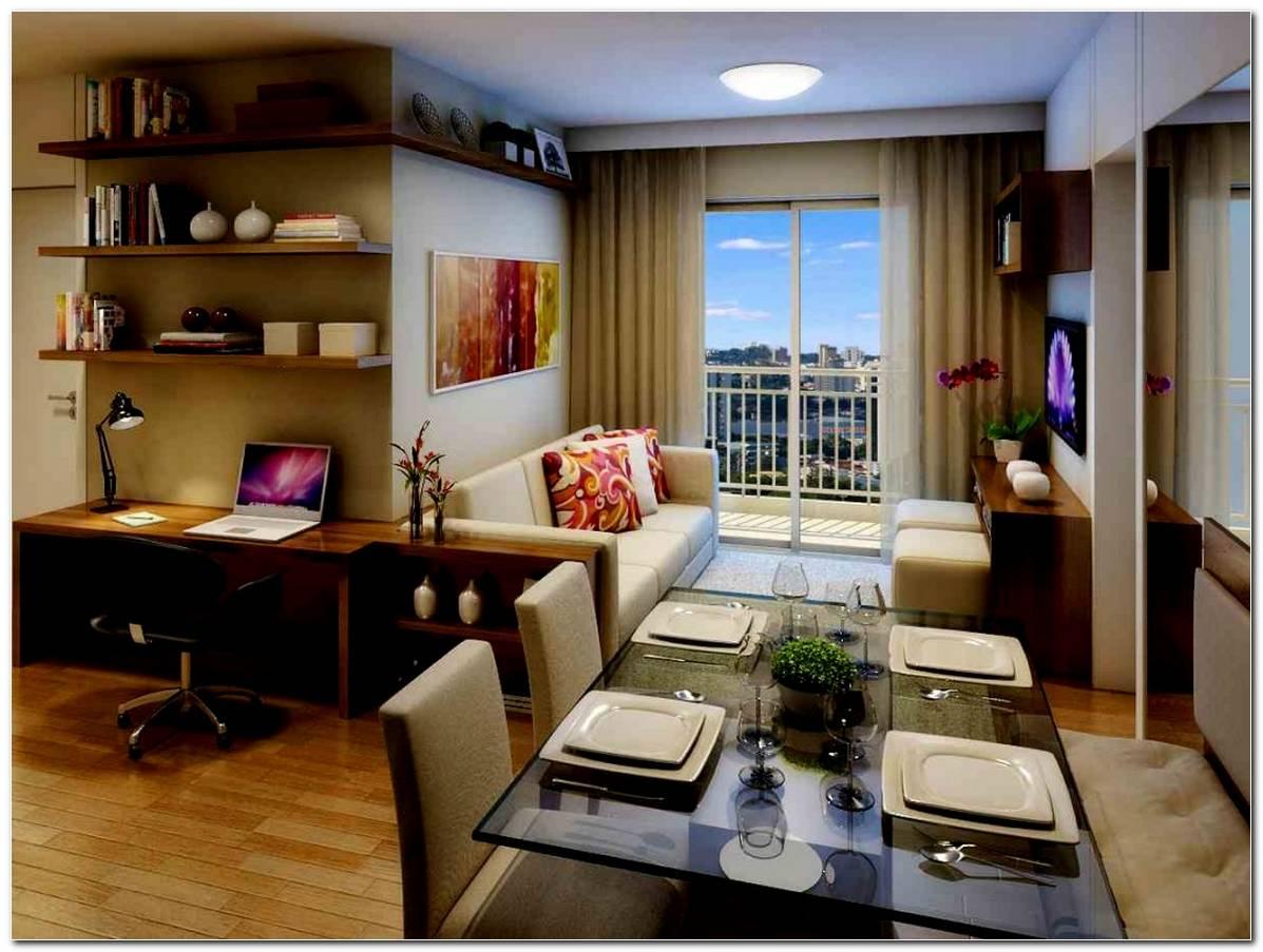 Sala De Tv Apartamento Pequeno
