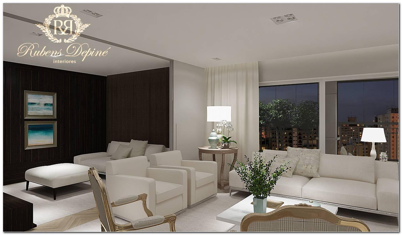 Sala De Tv De Apartamento