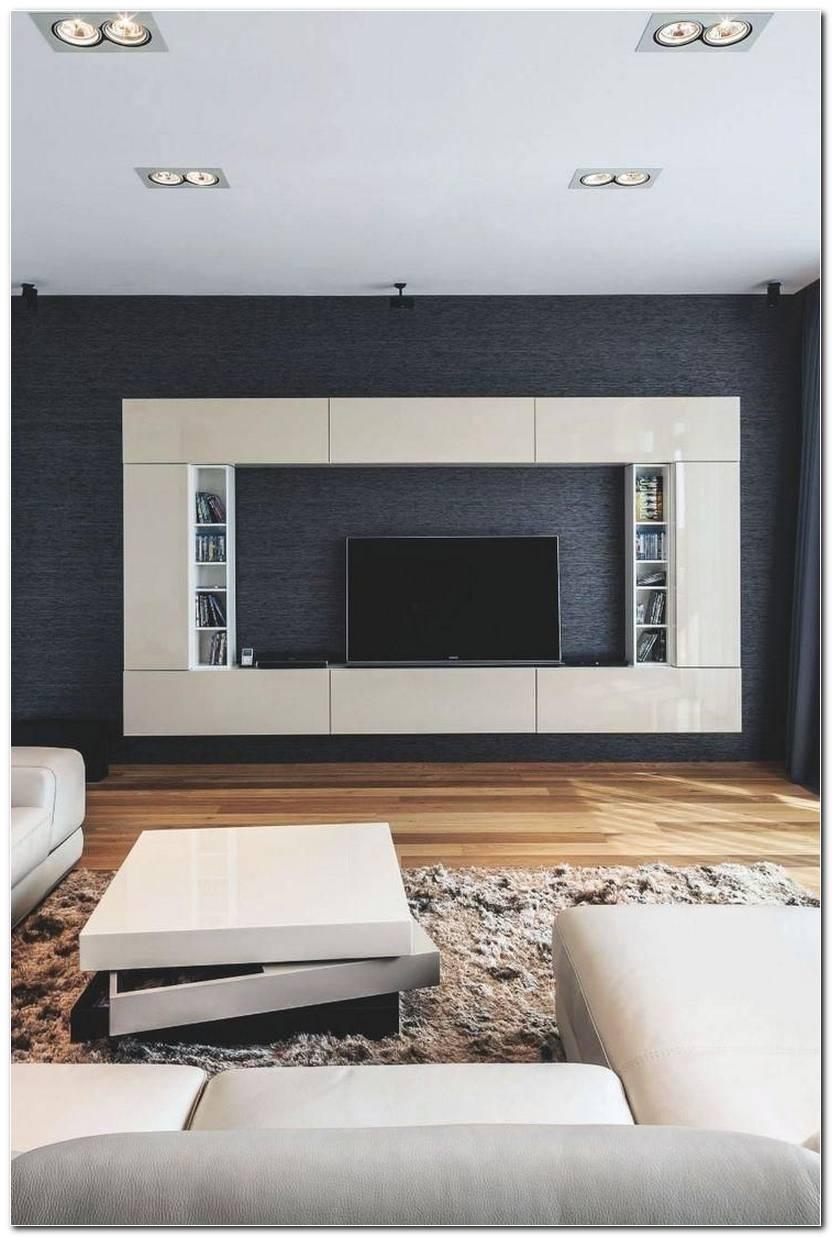 Sala De Tv Moderna 60 Modelos Projetos E Fotos