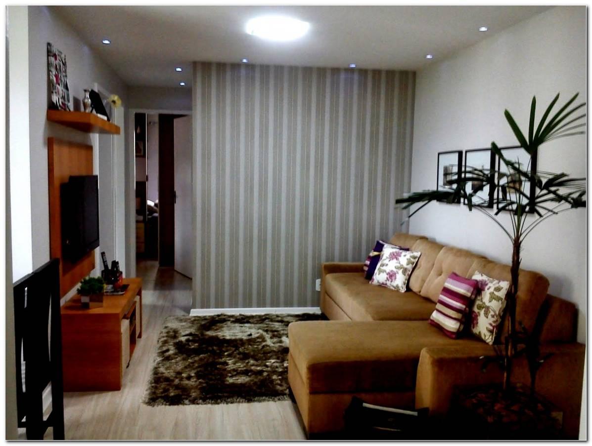 Sala De Tv Simples E Barata