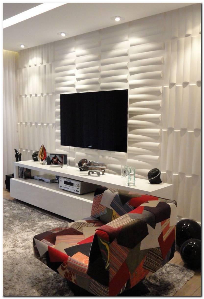Sala De Tv Tipo Home