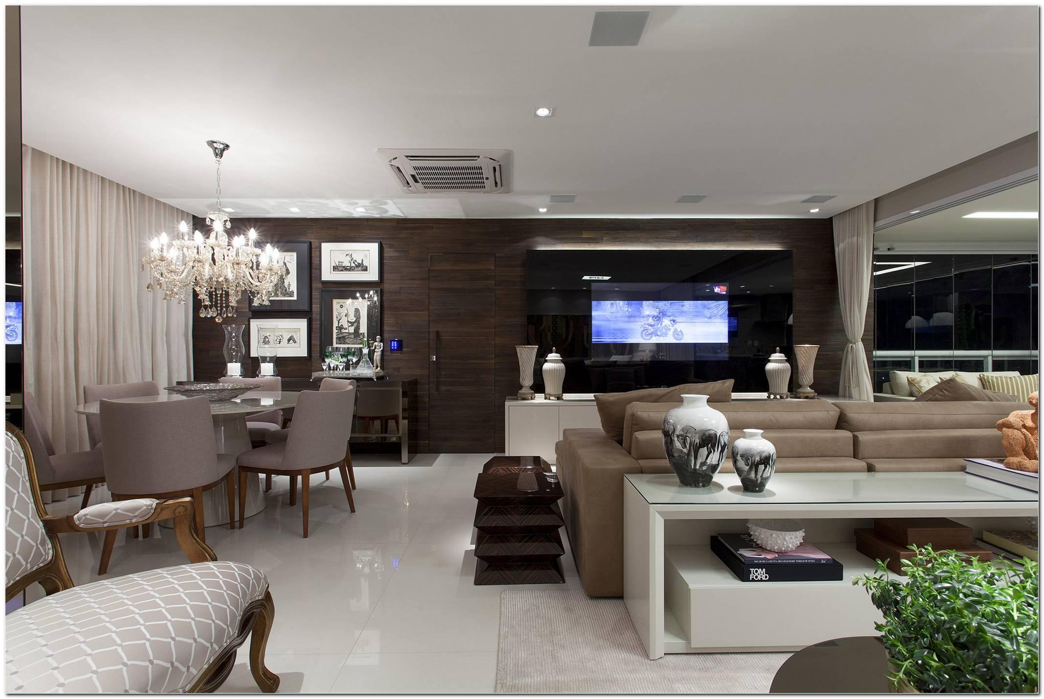 Sala Estar E Tv Integradas