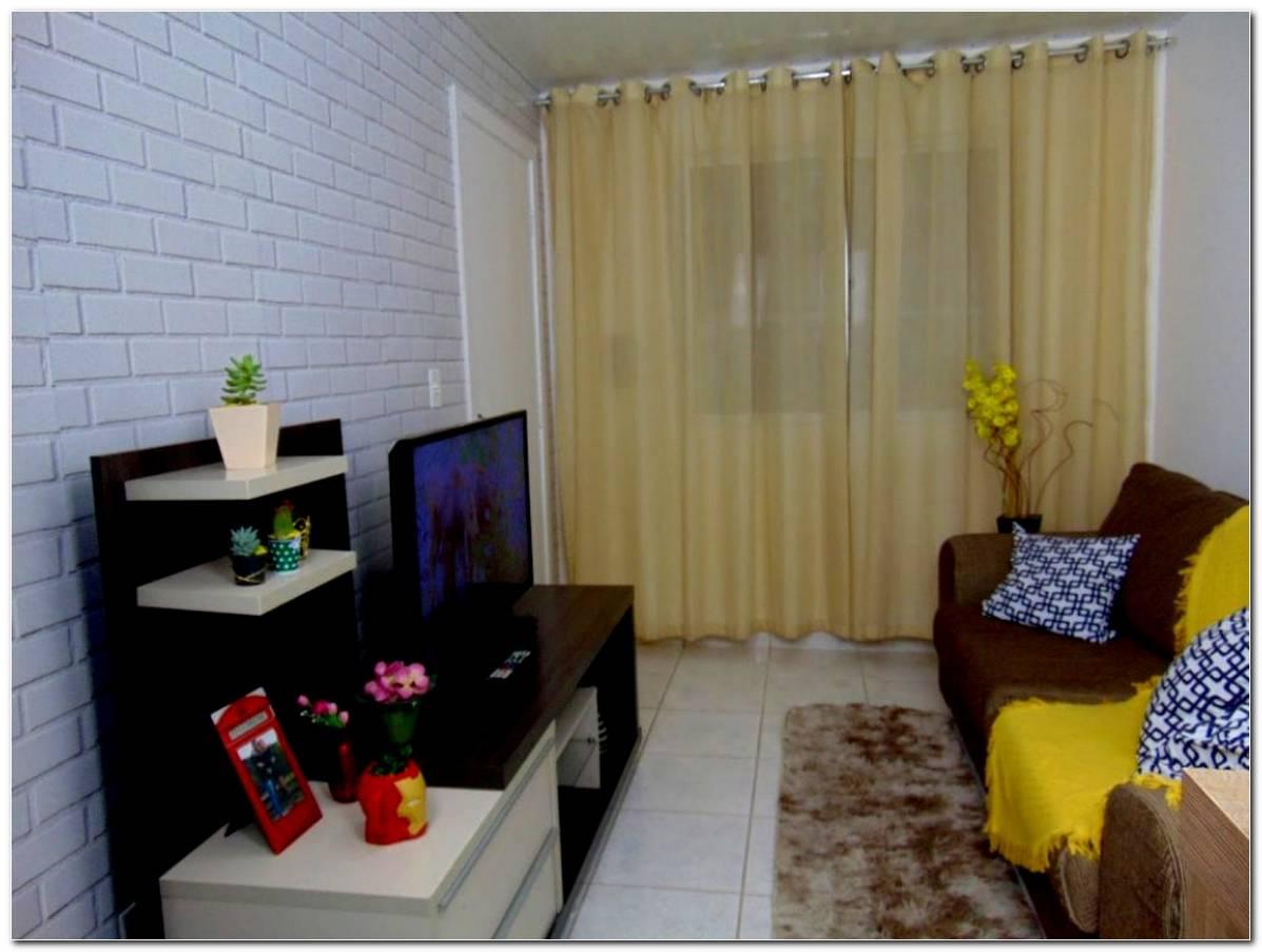 Sala Muito Pequena E Simples