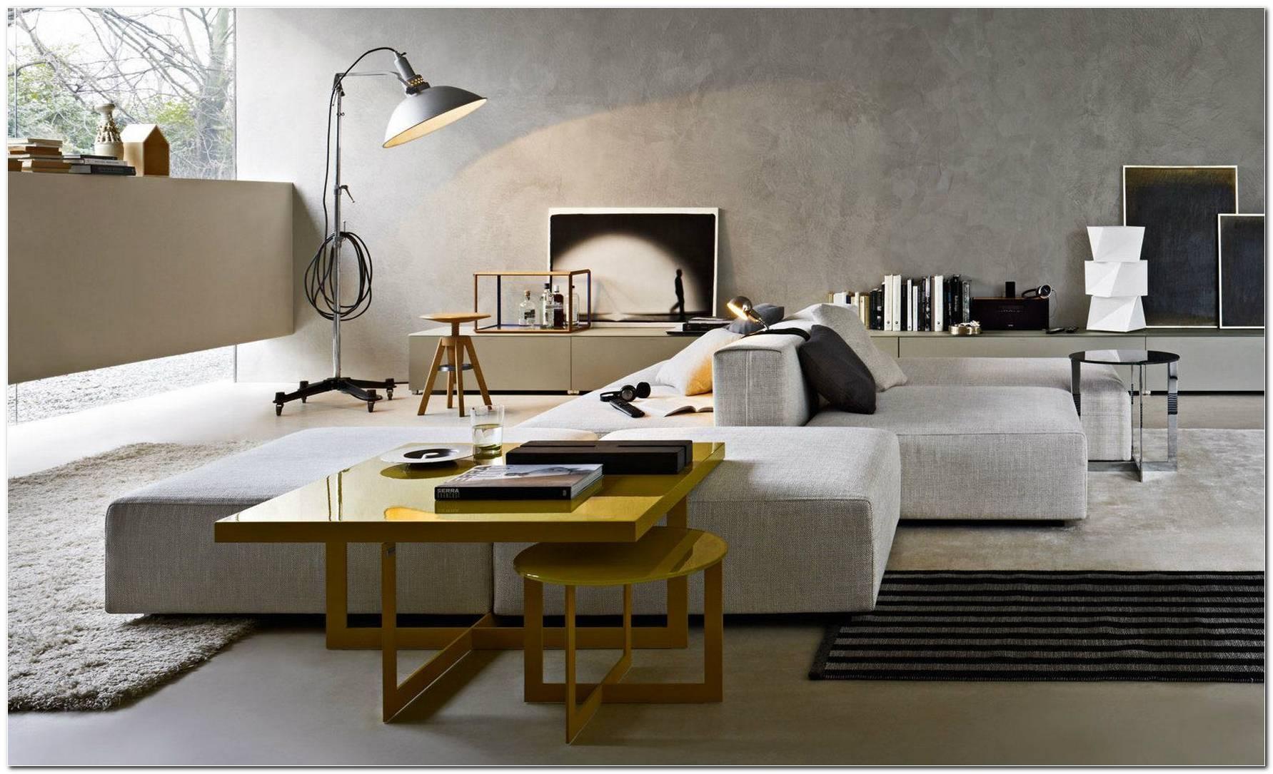 Sala Pequena Com Dois Sofas