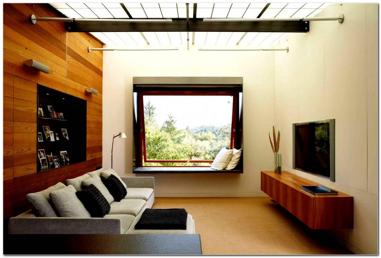 Sala Pequena Com Sofá E Mesa