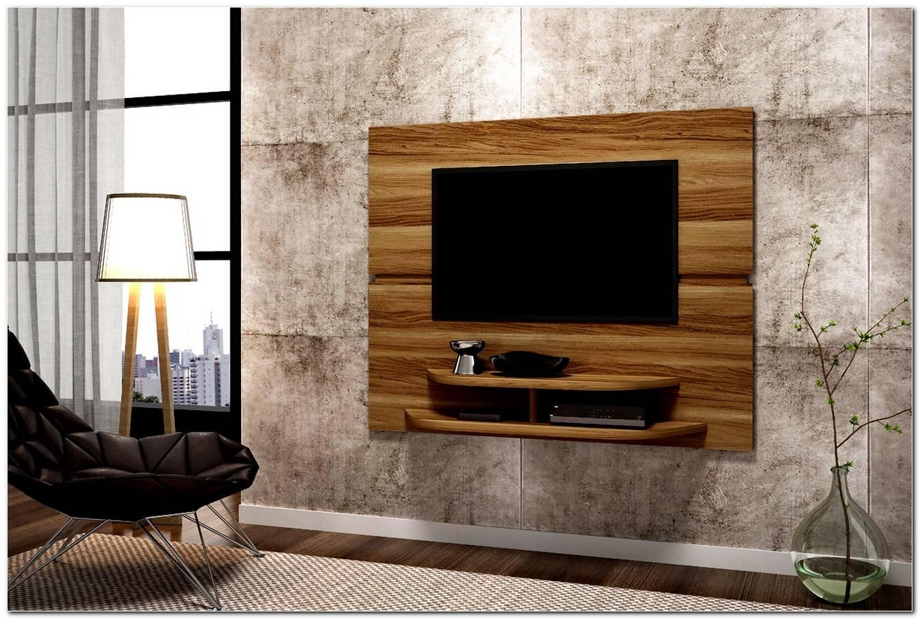 Sala So Com Painel De Tv