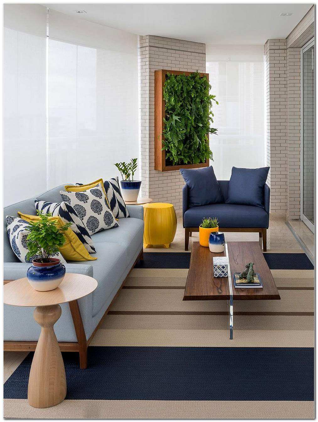 Salas Com Sofá Preto Como Decorar Modelos E 40 Fotos