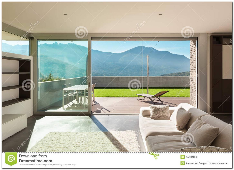 Salas De Estar Casas Modernas