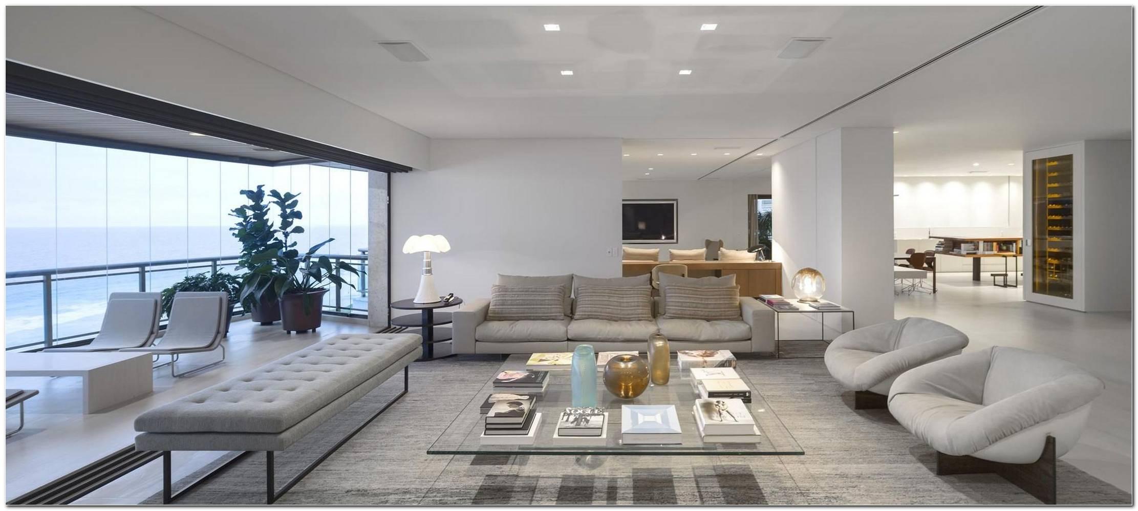 Salas De Estar Modernas E Luxuosas