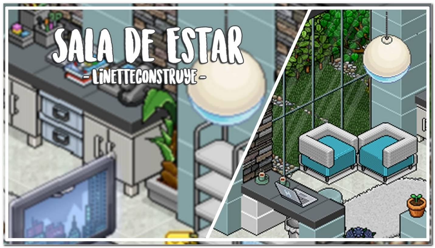 Salas De Estar No Habbo