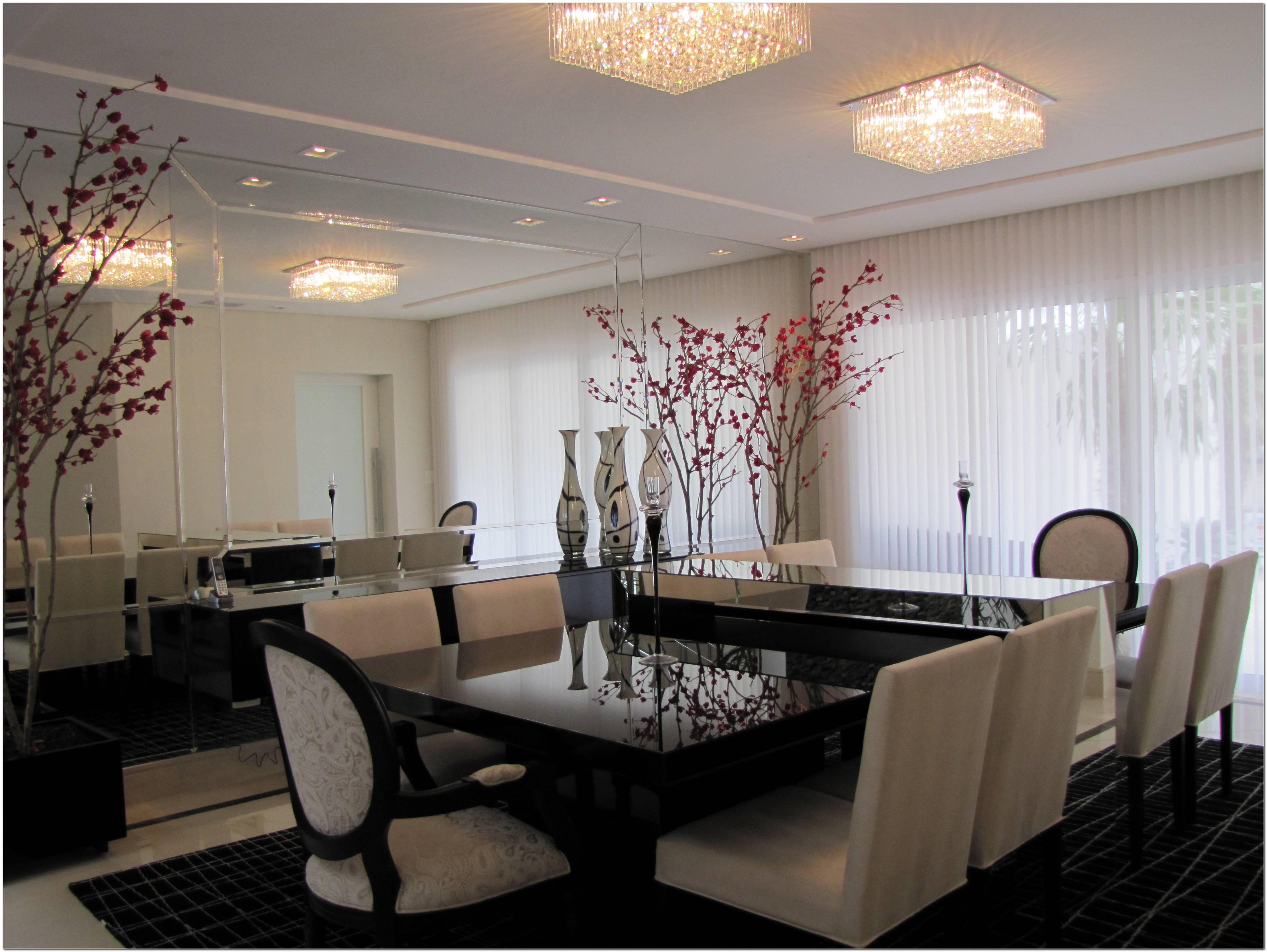 Salas De Jantar De Luxo Decorados