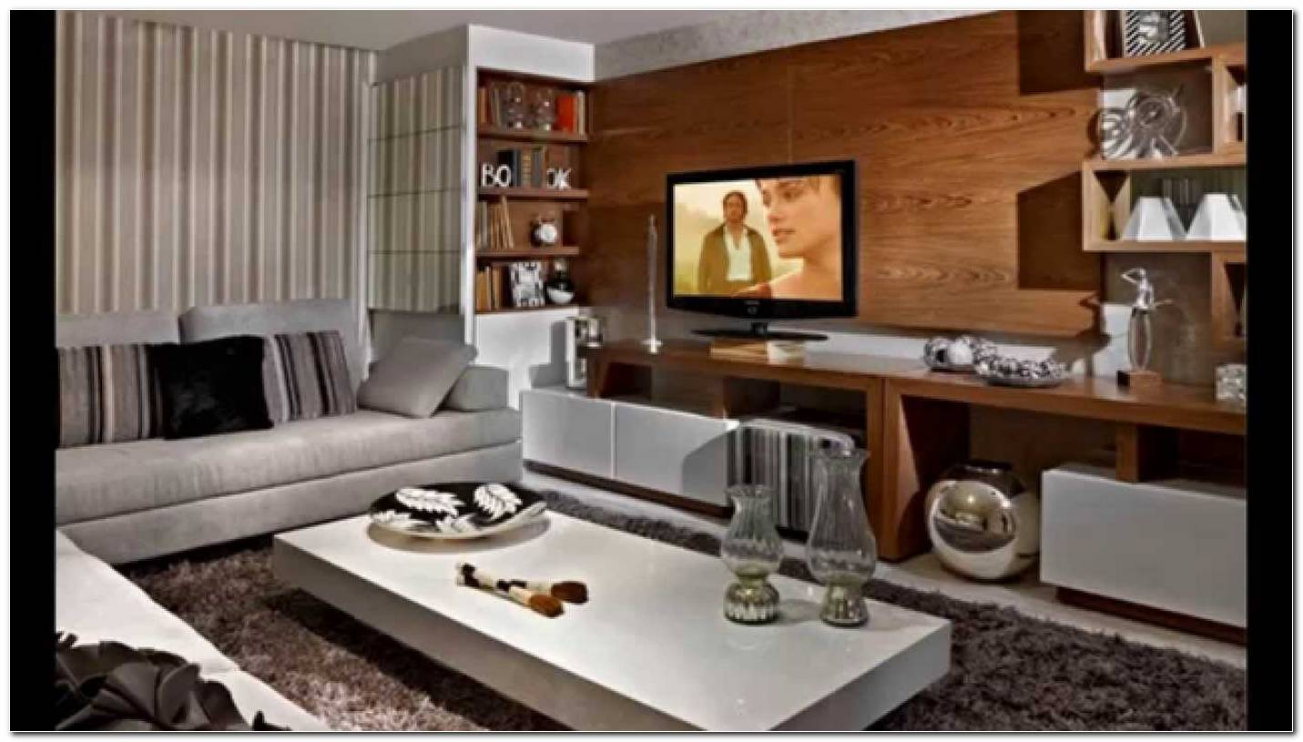 Salas De Tv Decoradas Modernas