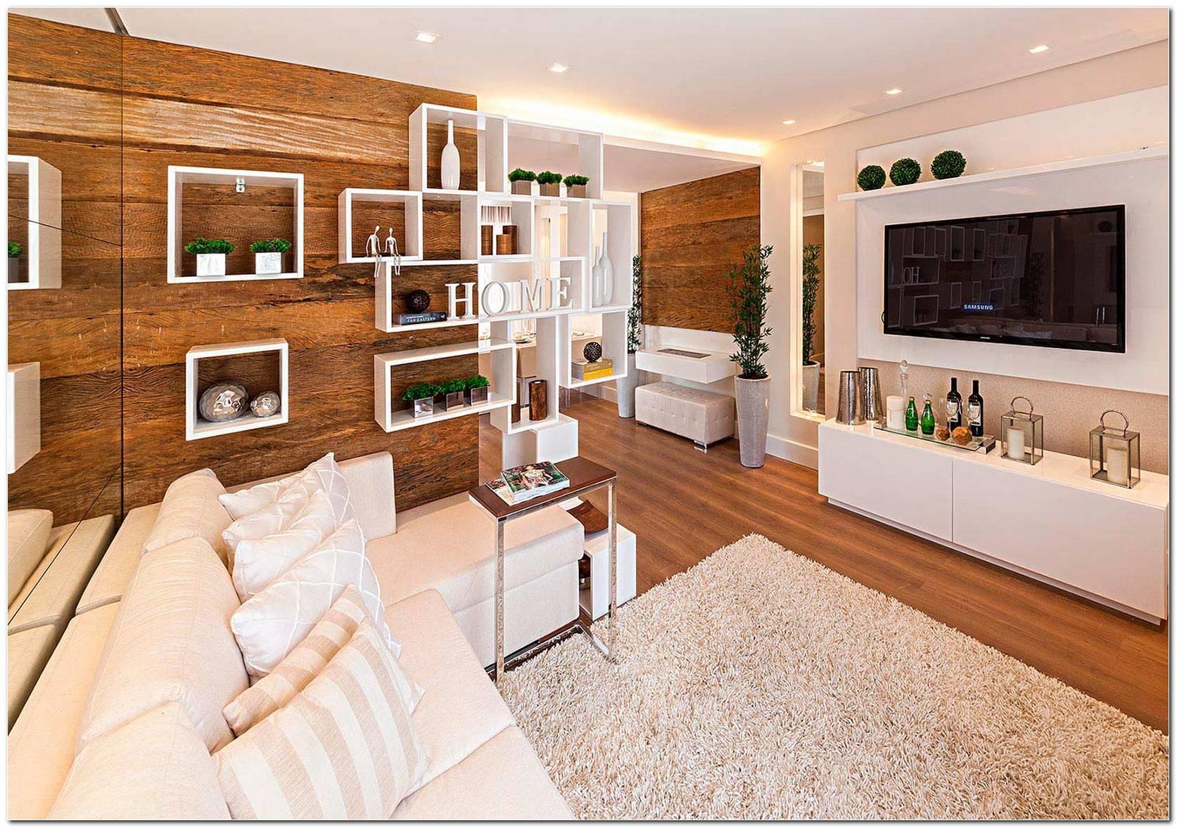 Salas De Tv Em Apartamento