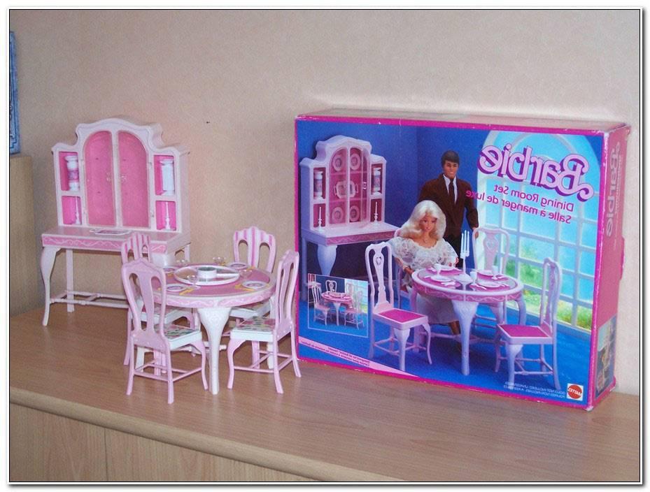 Salle A Manger Barbie
