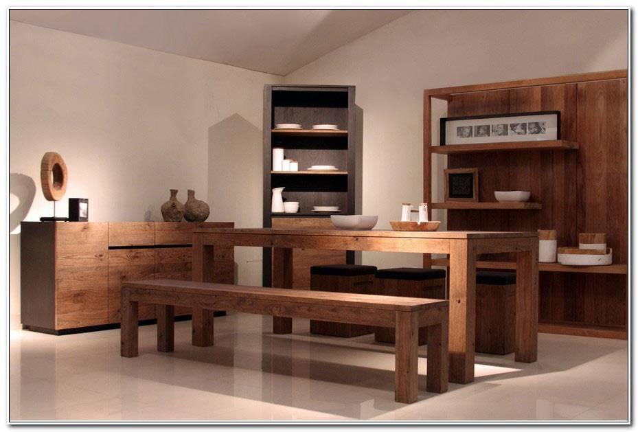Salle A Manger Style Zen
