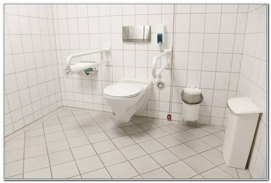 Salle De Bain Handicapé Norme