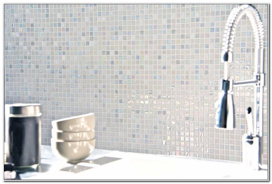Salle De Bain Mosaique Blanche