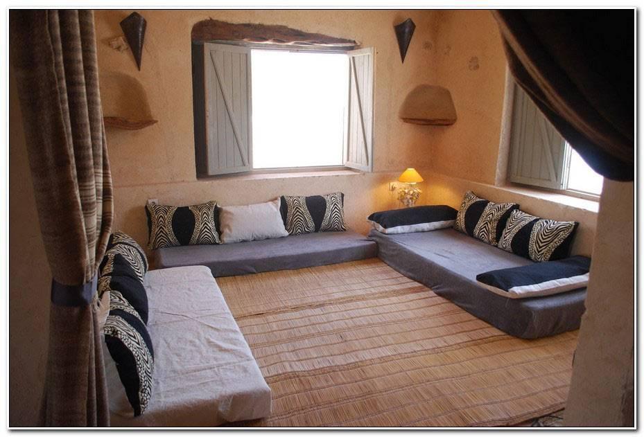 Salon Au Sol Marocain