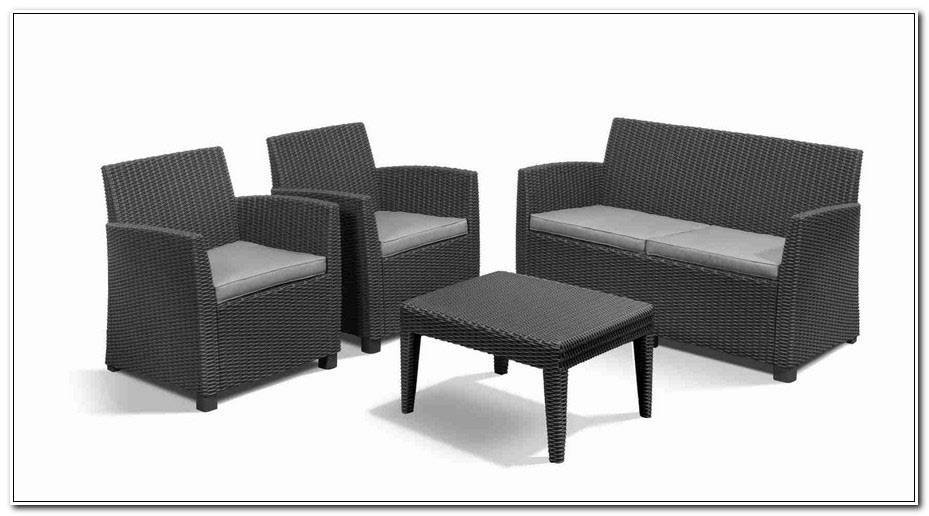 Salon De Jardin Allibert Lounge Set