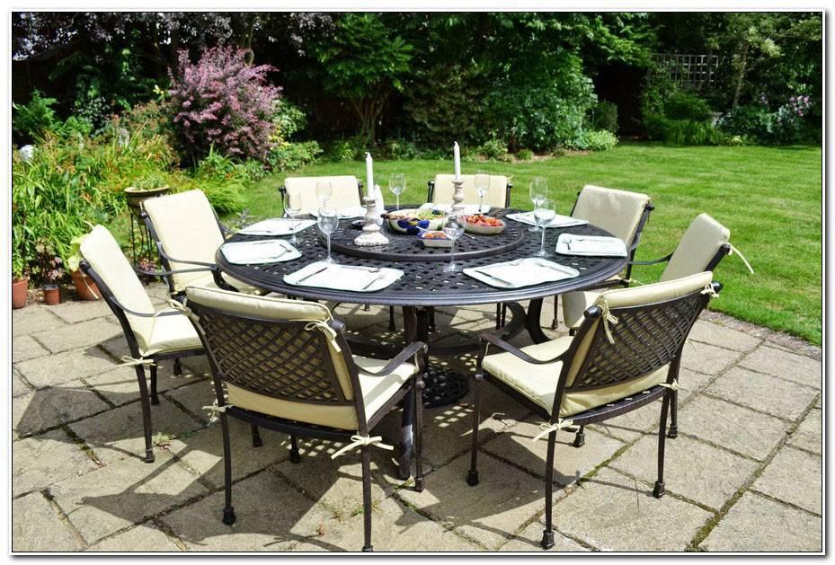 Salon De Jardin Avec Table Octogonale