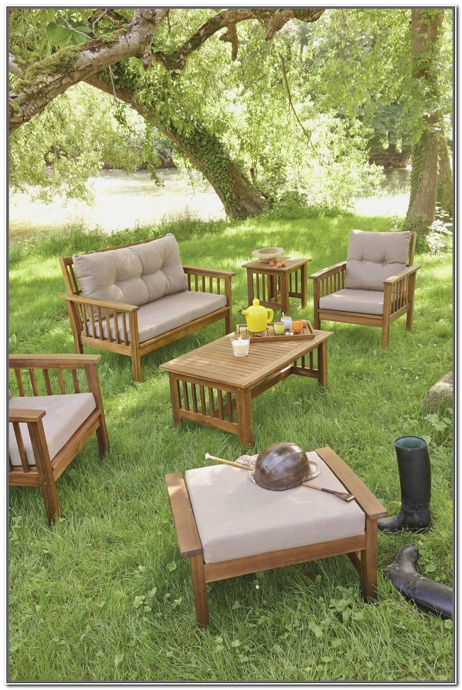 Salon De Jardin En Bambou Entretien