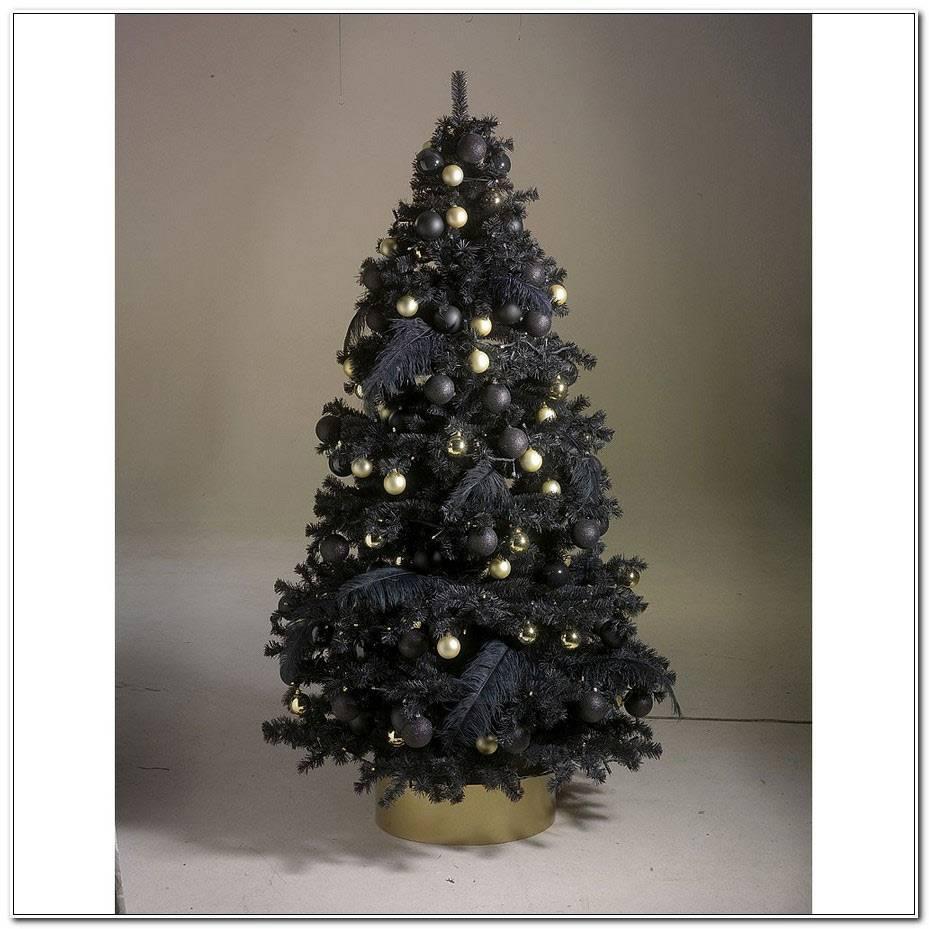 Sapin De Noel Noir 180 Cm