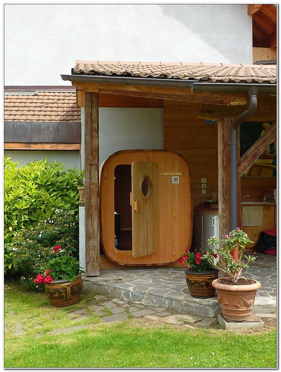 Sauna Exterieur En Kit
