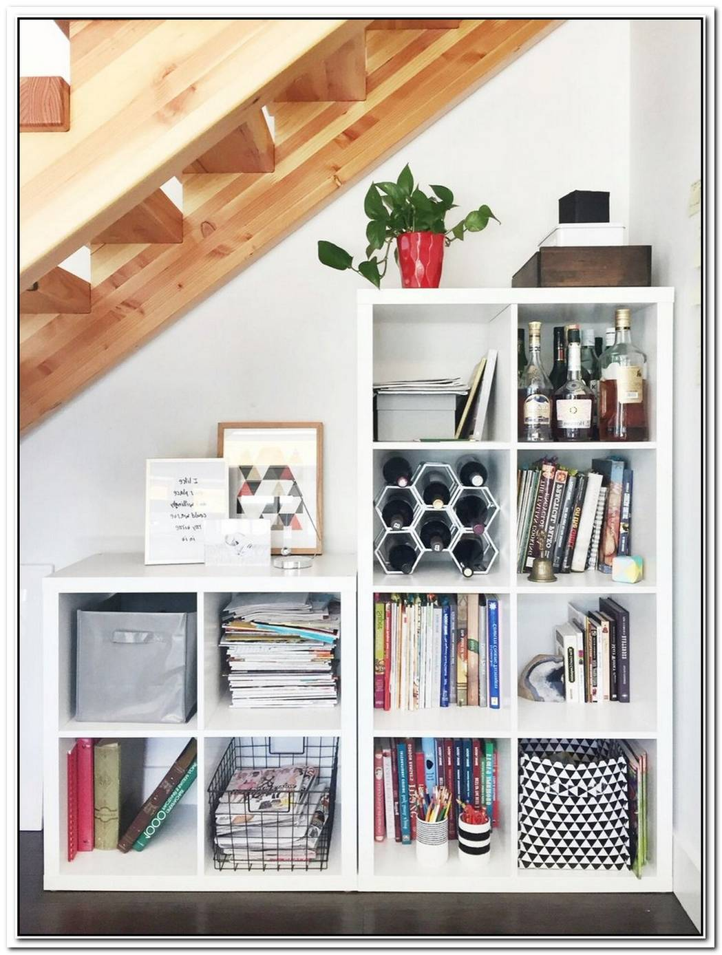 Saving Space Becomes Natural With Vertical Storage