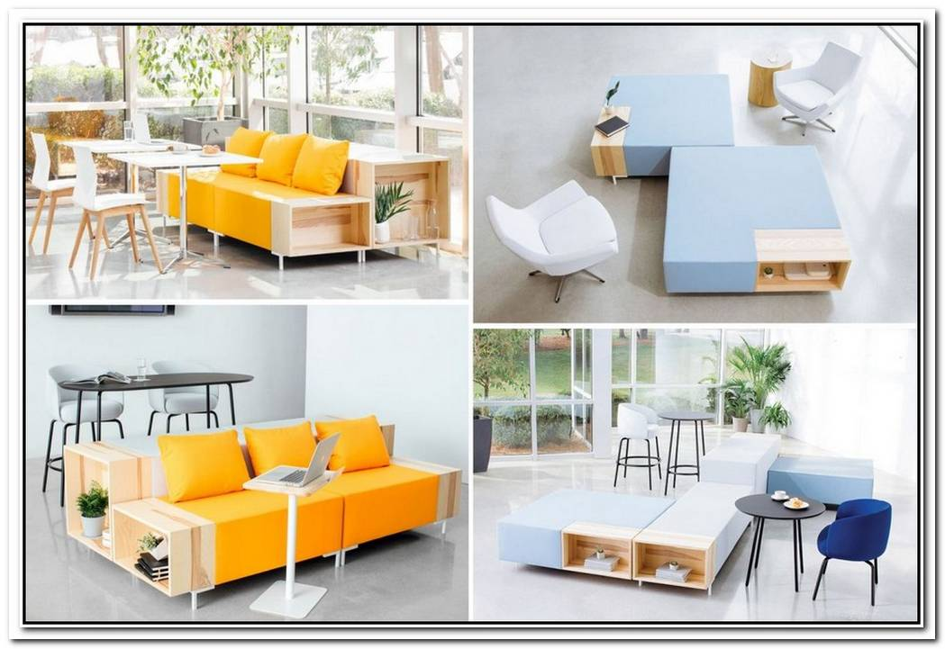 Saving Space Without Compromises Through Modular Furniture