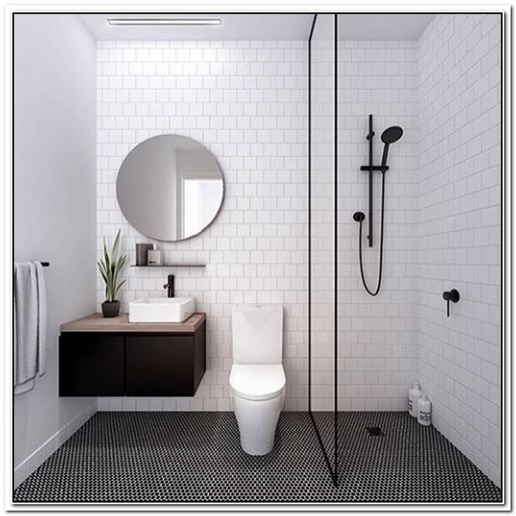 Scandi Minimalist Bathroom Amazing