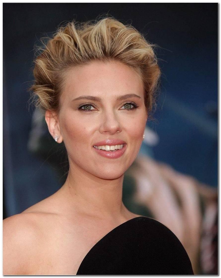 Scarlett Johansson Bob Frisur