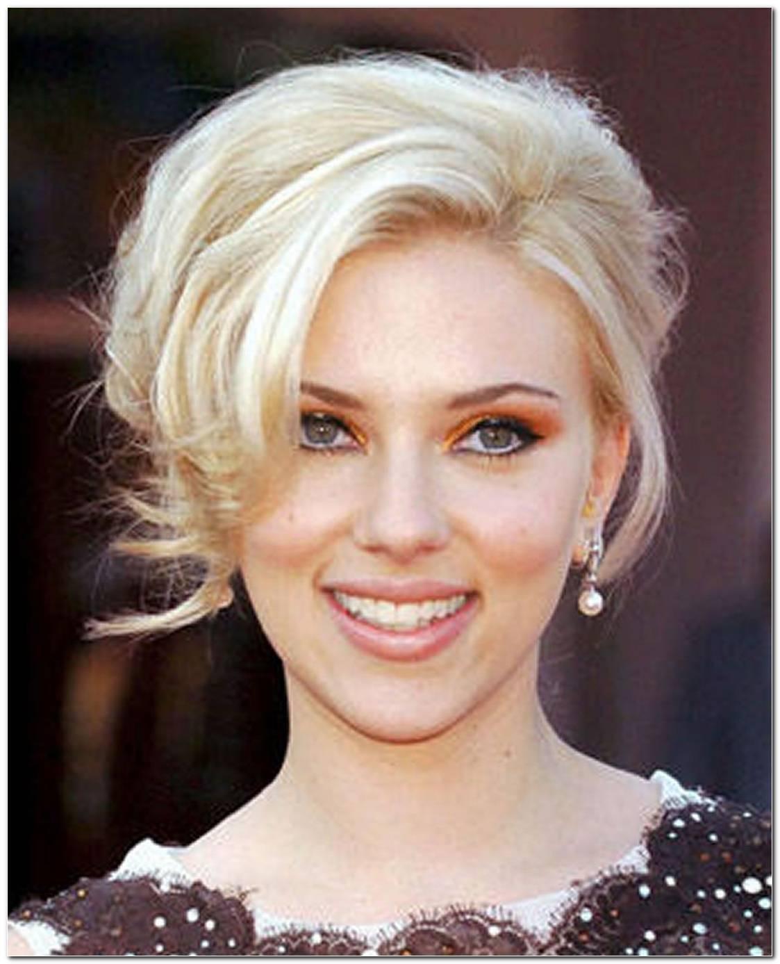 Scarlett Johansson Frisur 2018