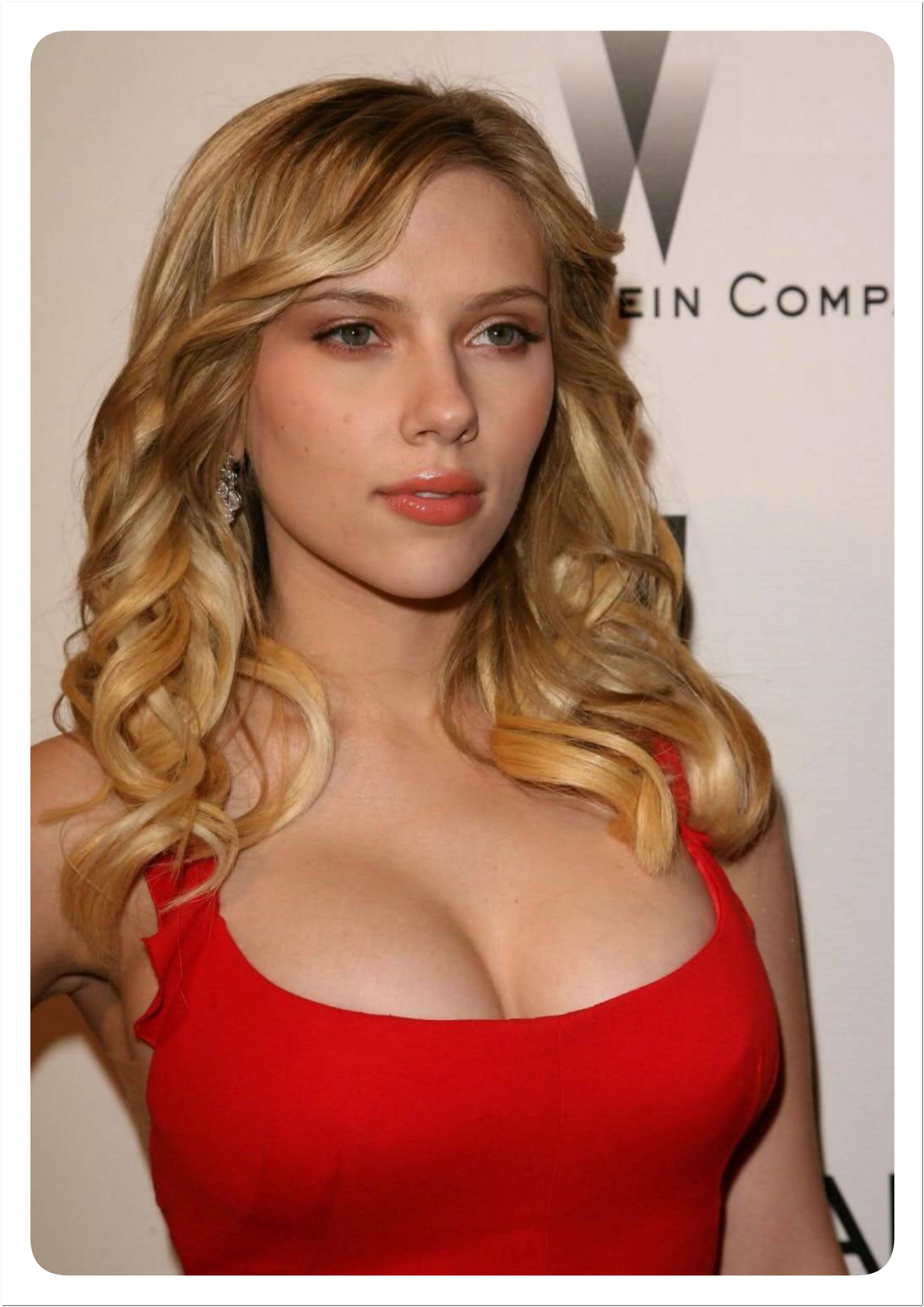 Scarlett Johansson Frisur Lucy